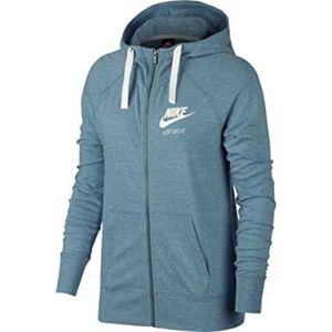 Nike Vintage Zip Up Hoodie